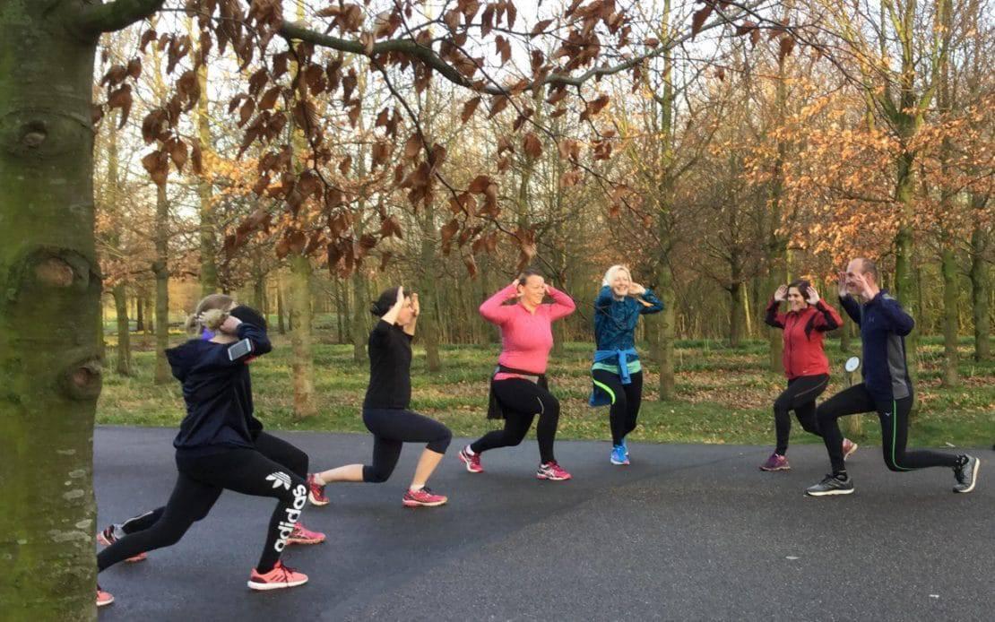 Bootcampen in de Leidsche Rijn doe je bij Training te velde!
